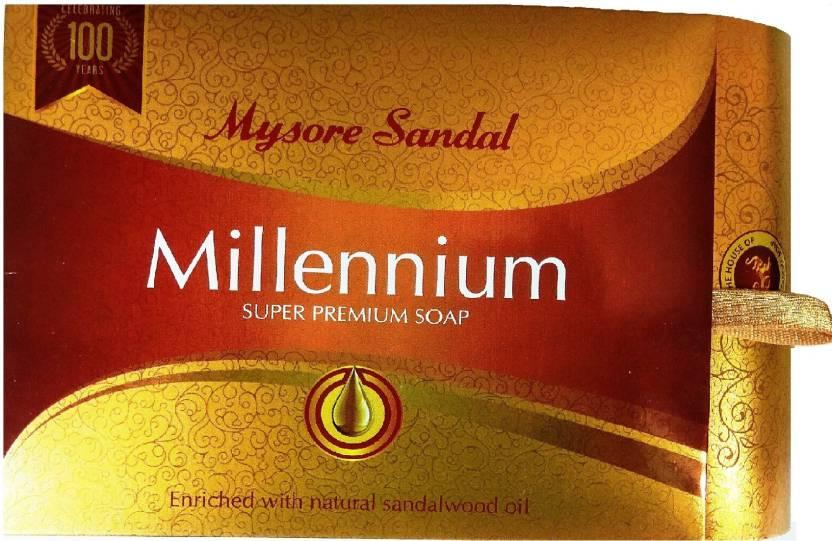 12411cd009890 Mysore Sandal Millennium Super Premium Soap - Price in India