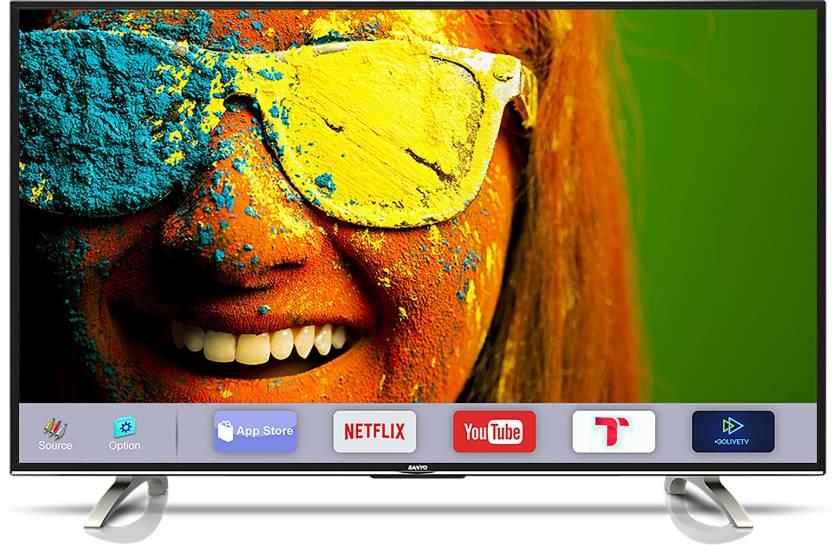 smart led tv list 50 inch