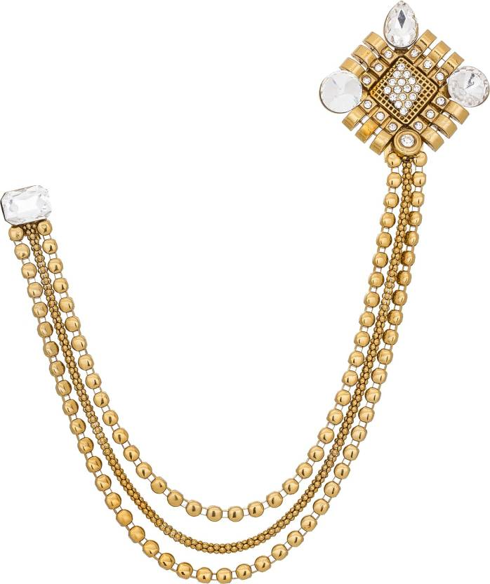 8aa241280a0 Luxor Fashionable Brooch Price in India - Buy Luxor Fashionable ...
