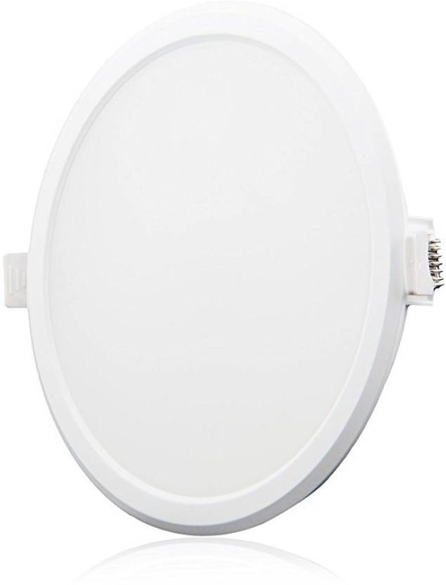 69a5699197a Syska 15W ROUND WHITE 6500K LED CEILING PANEL PACK OF-01 Recessed Ceiling  Lamp Price in India - Buy Syska 15W ROUND WHITE 6500K LED CEILING PANEL  PACK OF-01 ...