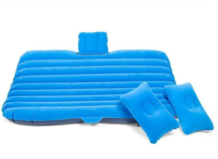 Lovato CAR BED SOFA BLUE 9 Car Inflatable Bed