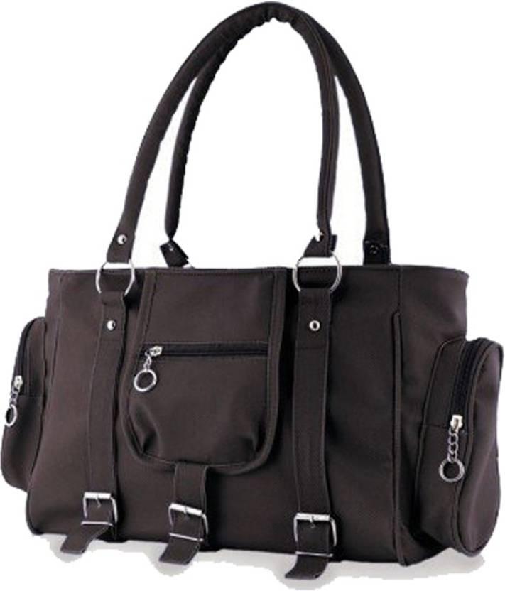 Buy aj style Shoulder Bag black Online   Best Price in India ... 16f502e3b7338