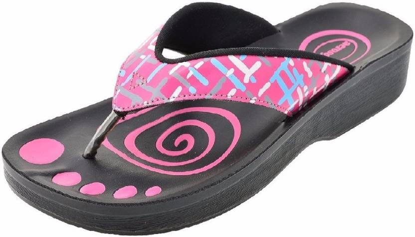 7ad5d8fd815 Aerosoft Slippers - Buy Pink Color Aerosoft Slippers Online at Best Price -  Shop Online for Footwears in India
