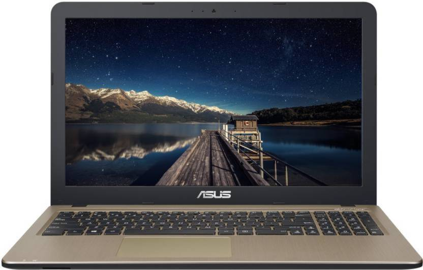 Asus APU Quad Core A8 - (4 GB/1 TB HDD/Windows 10 Home) X540YA-XO106T Laptop