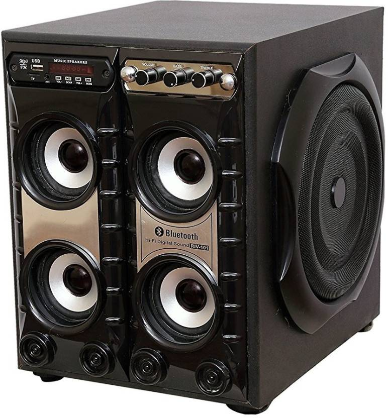 Barry John Bahubali Tower 7500W PMPO with FM, Bluetooth, USB and Aux (2) 4.1 Tower Speaker, Soundbar  (Tower Speaker, Floor-standing speakers)