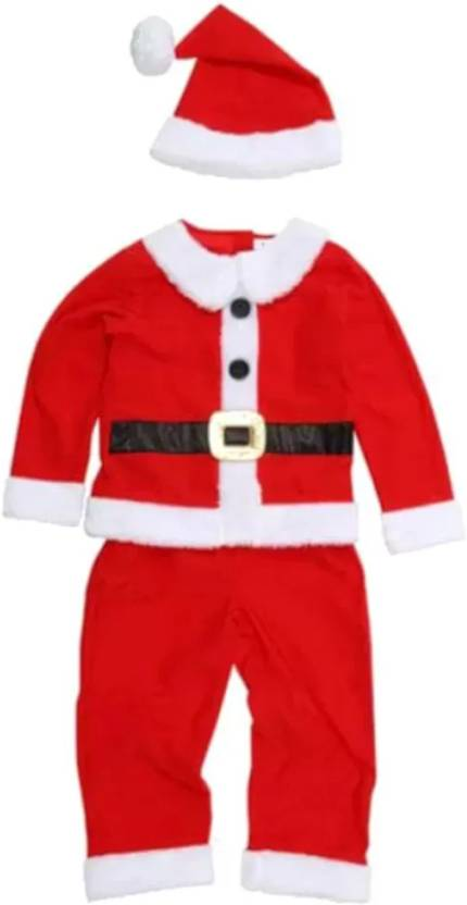 a4145b2c3509 Kashish Trading Company Santa Dress Age 8-9 Year For Kids Costume Wear Price  in India - Buy Kashish Trading Company Santa Dress Age 8-9 Year For Kids ...