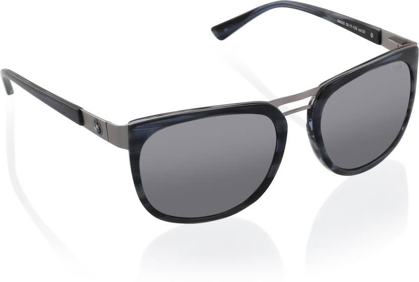 81ab7cf42a3e Buy BMW Rectangular Sunglasses Multicolor For Men   Women Online ...