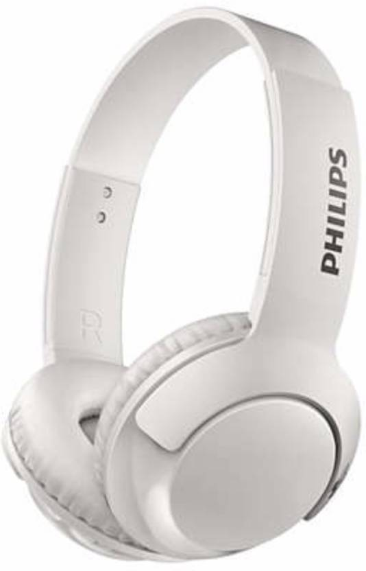 dcf5ffc2981 Philips SHB3075WT/00 Bluetooth Headset with Mic Price in India - Buy ...