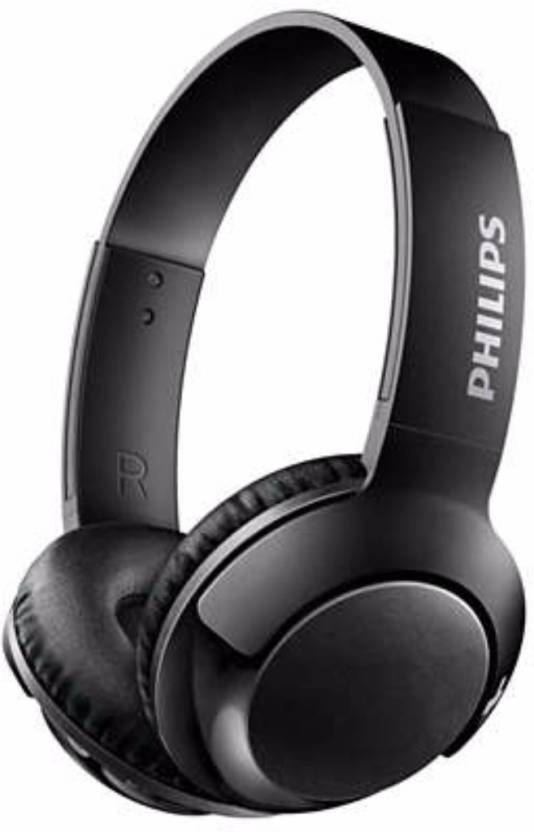 062221c3c1a Philips SHB3075BK/00 Bluetooth Headset with Mic Price in India - Buy ...