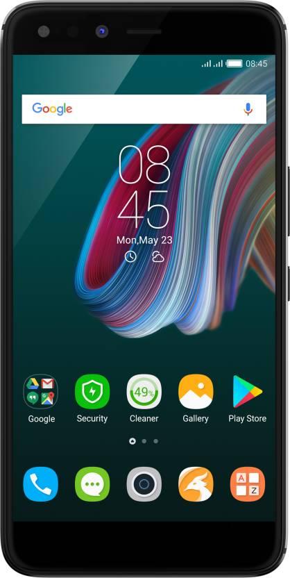 Infinix Zero 5 (Sandstone Black, 64 GB) Online at Best Price Only On on