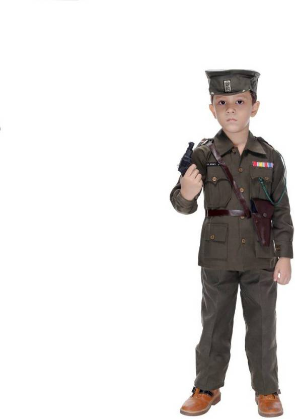 5d4d88db935 Smuktar Garments Military Dress Kids Costume Wear