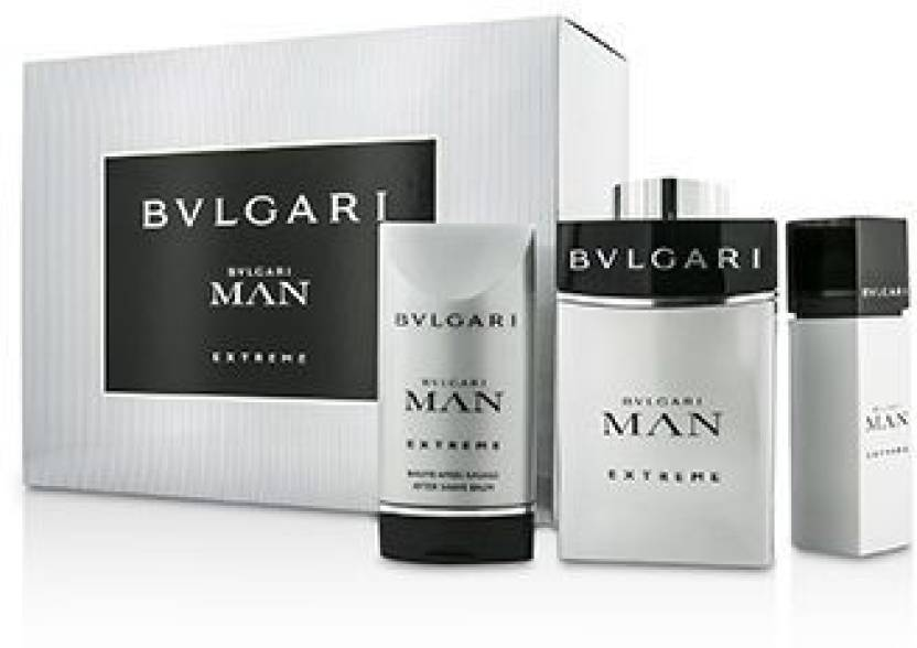 Buy Bvlgari Man Extreme Coffret Eau De Parfum 100 Ml Online In