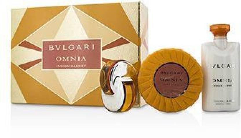 Buy Bvlgari Omnia Indian Garnet Coffret Eau De Parfum 15 Ml Online