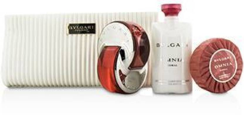 Buy Bvlgari Omnia Coral Coffret Eau De Parfum 65 Ml Online In