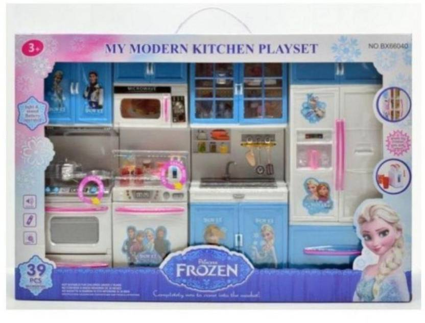 Kashti Frozen Kids Kitchen Set Frozen Kids Kitchen Set Buy Anna
