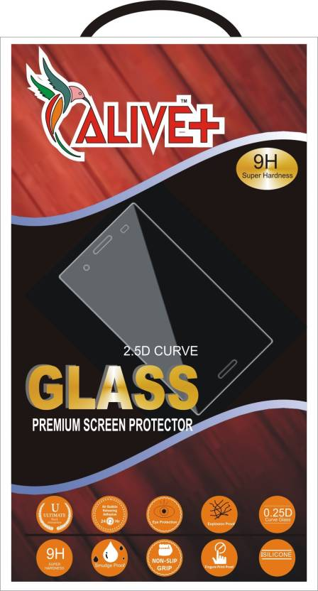 Alive Tempered Glass Guard for Samsung Galaxy J7 Pro - Alive