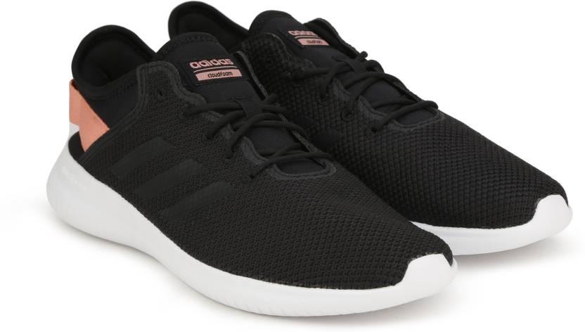 adidas CF Qtflex Womens Running Shoes Girls Sneakers AQ1622
