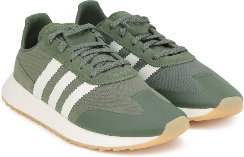 buy popular 44cb4 fc86a ADIDAS ORIGINALS FLB W Sneakers For Women (Multicolor)