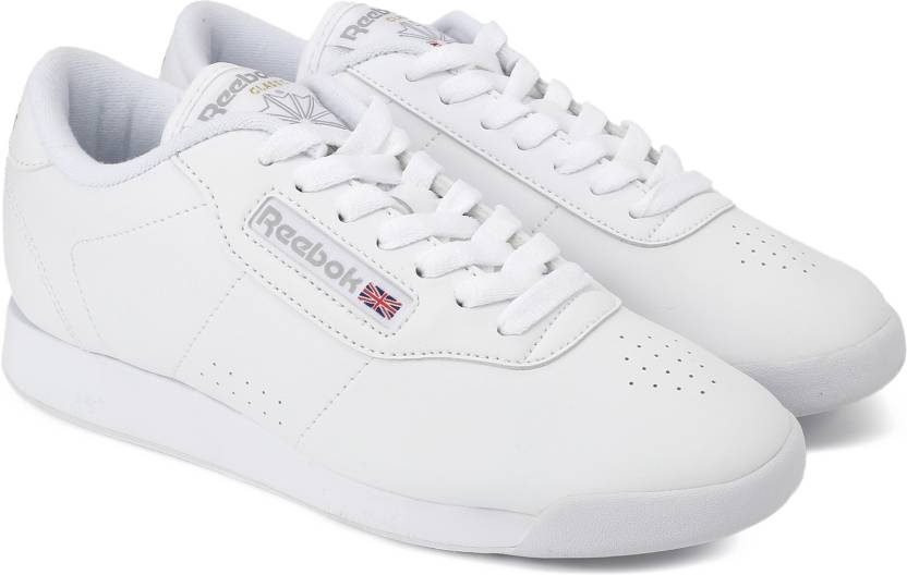 online store e4686 99ed4 REEBOK PRINCESS Training Shoe For Women (White)