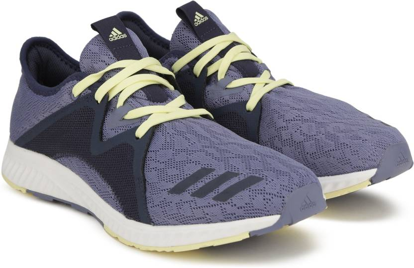 wholesale dealer 729d7 0185d ADIDAS EDGE LUX 2 Running Shoes For Women (Grey, Navy)