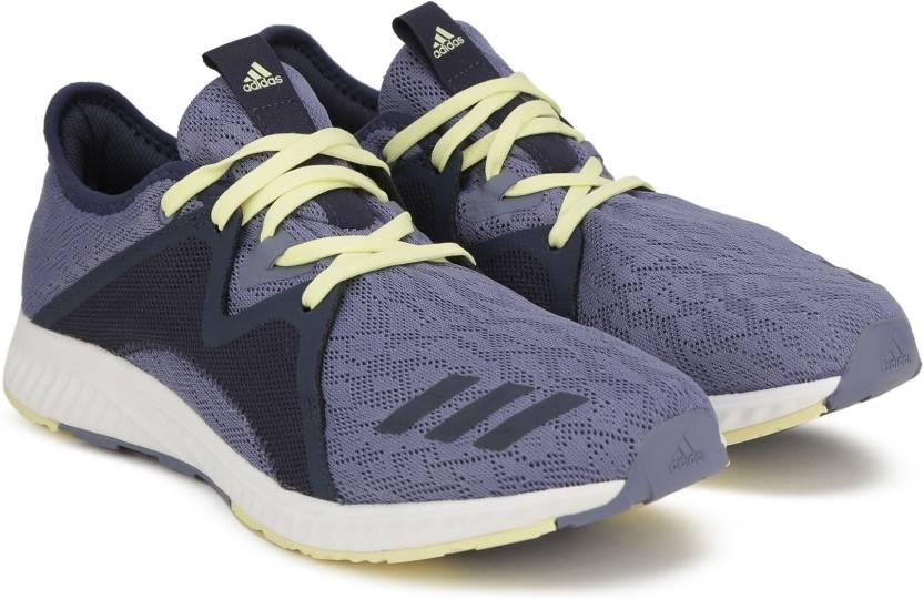 wholesale dealer 71ec7 b0955 ADIDAS EDGE LUX 2 Running Shoes For Women (Grey, Navy)