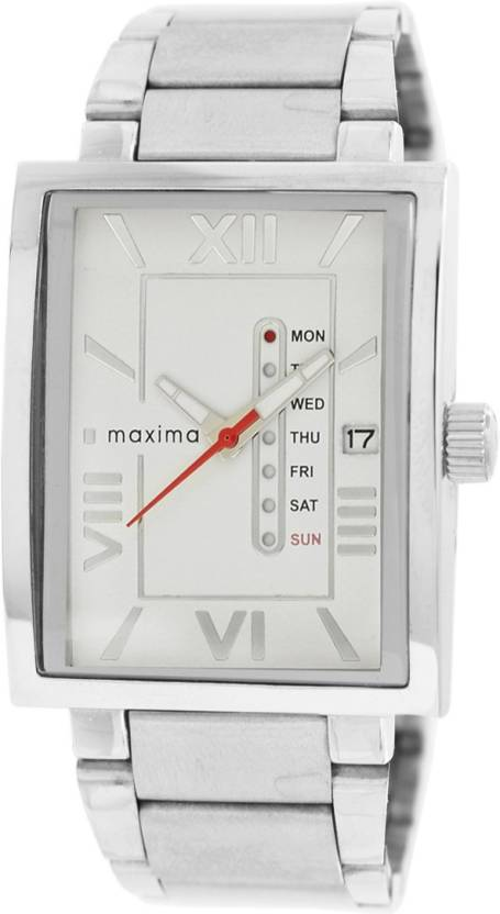 Maxima 25142CMGI Attivo Watch - For Men