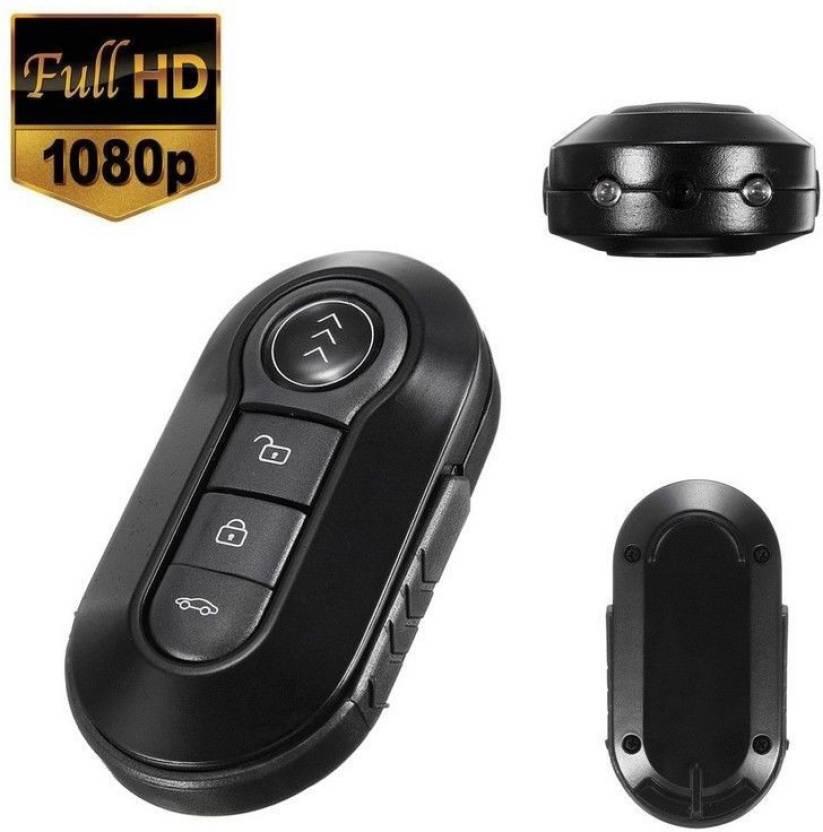 SAFETYNET CAMERA SF-1080PKEYCHAIN Camcorder(Black)