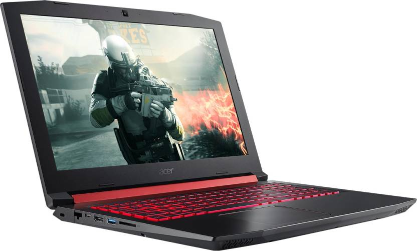 Acer Nitro 5 Core i7 7th Gen - (8 GB/1 TB HDD/Windows 10 Home/2 GB Graphics) AN515-51 Gaming Laptop