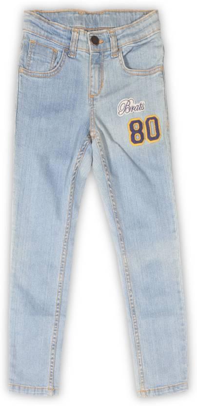 b549036b621 Flying Machine Slim Boys Blue Jeans - Buy ME. BLUE Flying Machine Slim Boys  Blue Jeans Online at Best Prices in India   Flipkart.com