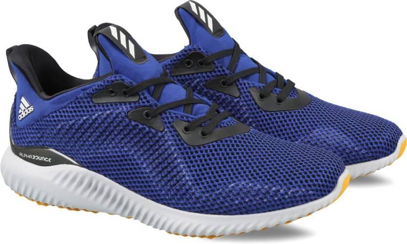 421680cfe ADIDAS ALPHABOUNCE 1 M Running Shoes For Men - Buy MYSINK CBLACK ...