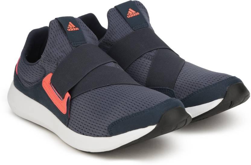 adidas kivaro sl w scarpe da corsa per le donne acquistano trablu / eascor