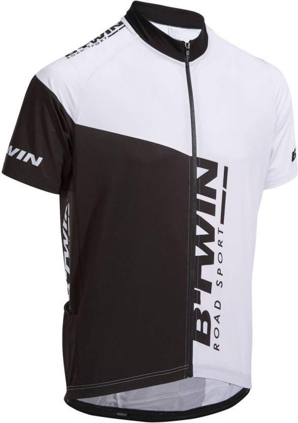 Decathlon - Btwin Graphic Print Men Round Neck Multicolor T-Shirt - Buy  Decathlon - Btwin Graphic Print Men Round Neck Multicolor T-Shirt Online at  Best ... 4ebb883c6