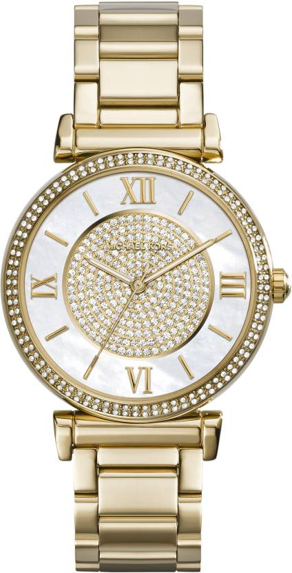 b4774badaf17 Michael Kors MK3332 CATLIN Watch - For Women - Buy Michael Kors MK3332  CATLIN Watch - For Women MK3332 Online at Best Prices in India