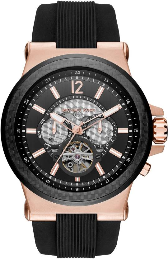 c74efc46e28f5 Michael Kors MK9019 DYLAN Watch - For Men - Buy Michael Kors MK9019 DYLAN  Watch - For Men MK9019 Online at Best Prices in India