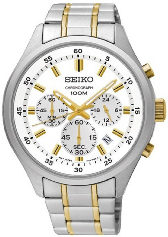 a5fd3c923 Seiko SKS589P1 SEIKO CHRONOGRAPH MENS WATCH SKS589P1 Watch - For Men - Buy  Seiko SKS589P1 SEIKO CHRONOGRAPH MENS WATCH SKS589P1 Watch - For Men  SKS589P1 ...