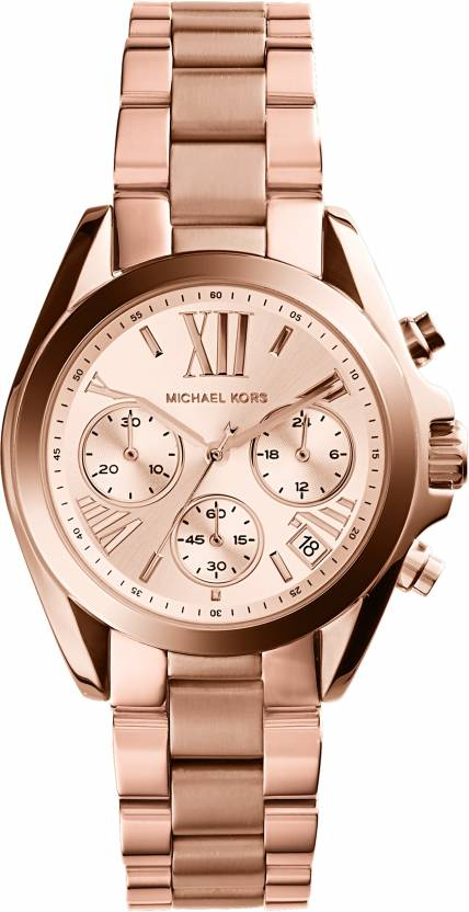 66b81606a9ef Michael Kors MK5799 BRADSHAW Watch - For Women - Buy Michael Kors MK5799  BRADSHAW Watch - For Women MK5799 Online at Best Prices in India