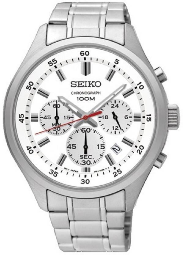 ab52fab3d Seiko SKS583P1 SEIKO CHRONOGRAPH MENS WATCH SKS583P1 Watch - For Men - Buy  Seiko SKS583P1 SEIKO CHRONOGRAPH MENS WATCH SKS583P1 Watch - For Men  SKS583P1 ...