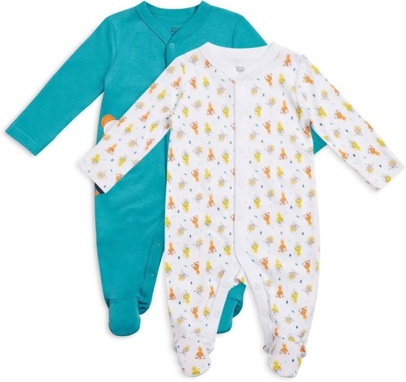 f4908449d587 MINIKLUB Baby Boy s Multicolor Sleepsuit - Buy MINIKLUB Baby Boy s ...