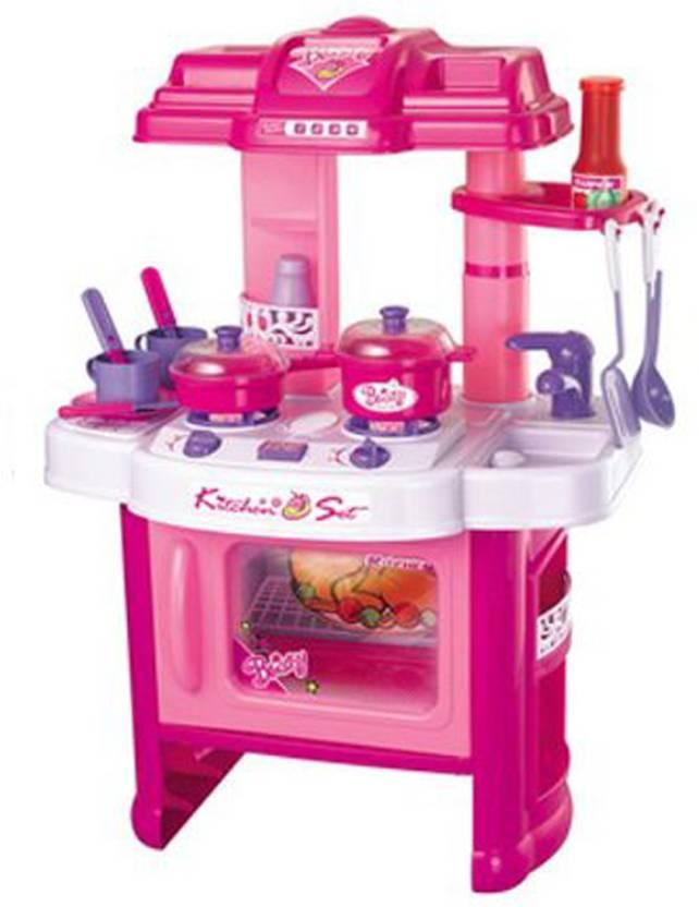 Halo Nation Kitchen Set Big Size Pink Kitchen Set Big Size Pink