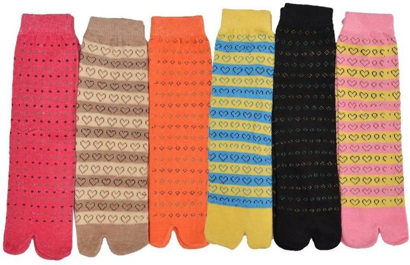 38a147905 ODDEVEN Women s Ankle Length Socks - Buy ODDEVEN Women s Ankle ...