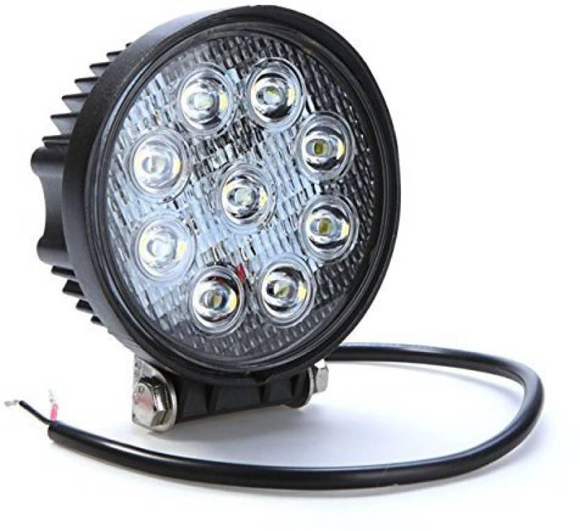 VARENYAM LED Fog Lamp Unit for Mahindra Bolero Price in