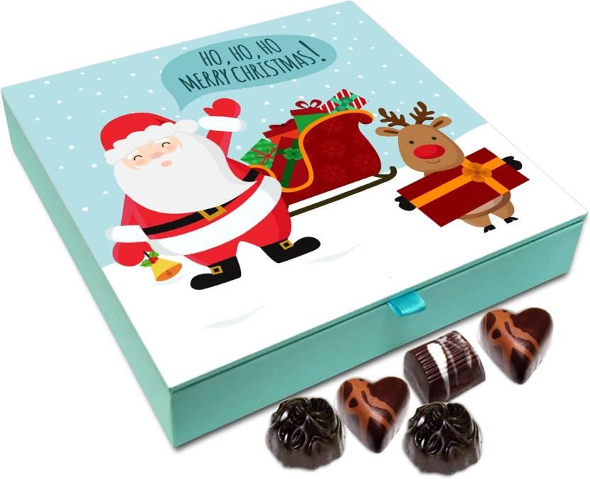 Fotos Cena Navidad Frinsa.Chocholik Christmas Gift Box Merry Christmas To All My