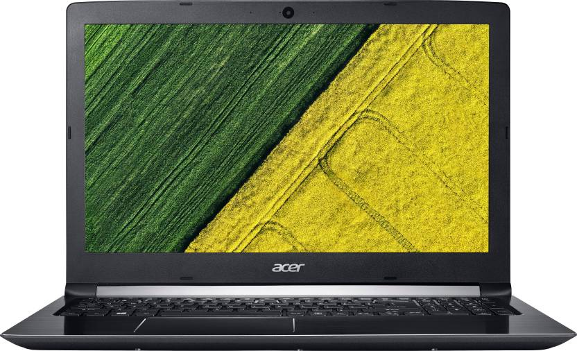 Acer Aspire 5 Core i5 8th Gen - (4 GB/1 TB HDD/Windows 10 Home) A515-51G Laptop  (15.6 inch, Black, 2.2 kg)