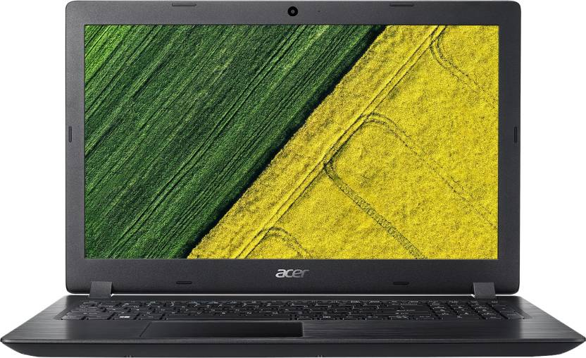 Acer Aspire 3 APU Dual Core A4 - (4 GB/1 TB HDD/Windows 10 Home) A315-21 Laptop(15.6 inch, Black, 2.1 kg, With MS Office)