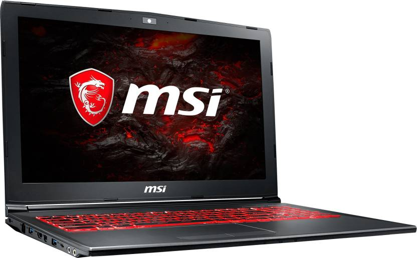 MSI GV Series Core i7 7th Gen - (8 GB/1 TB HDD/128 GB SSD/Windows 10 Home/4 GB Graphics) GV62 7RE-2401IN Gaming Laptop