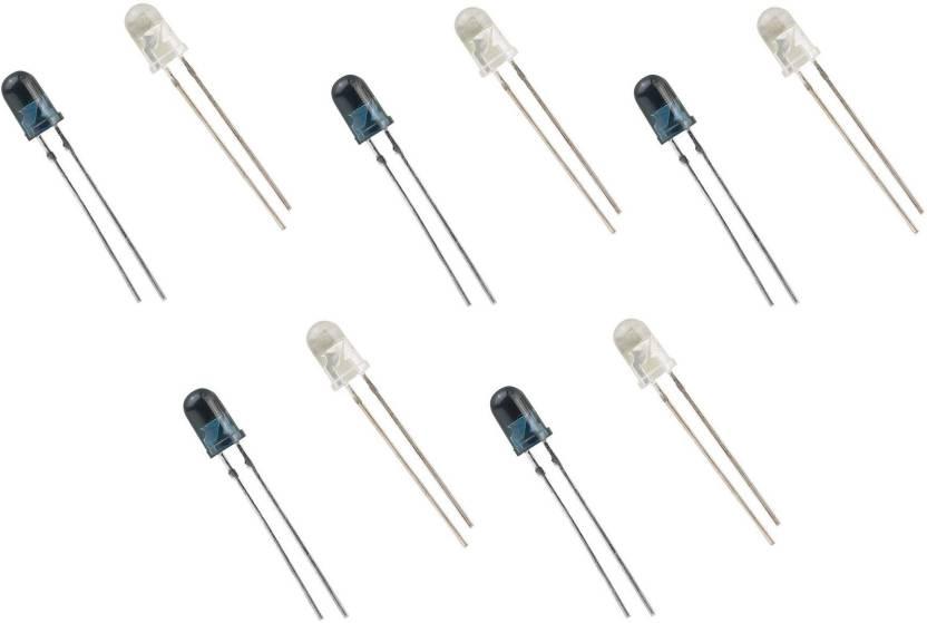 logicinside high quality ir pair 5 ir led 5 photo diode price