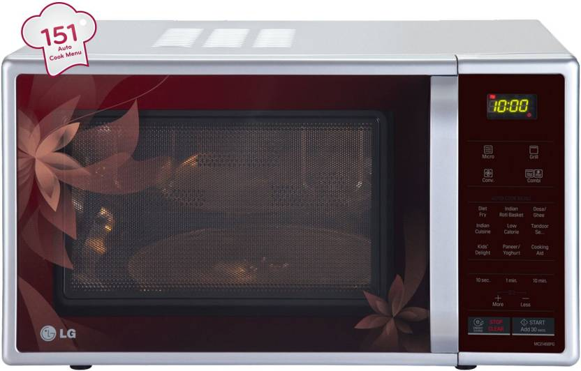 LG 21 L Convection Microwave Oven