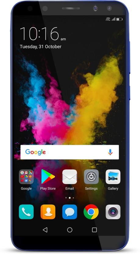 Honor 9i  16MP + 2MP Dual Rear Camera  64GB  4GB RAM 5.9 inch Full HD+ Display