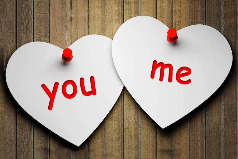 You And Me Quotes Poster Paper Print Quotes Motivation Posters