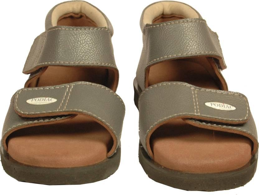 dc3dd4adbba PODIAC Women DIABETIC FOOTWEAR BLACK SANDALS ELITE+ Casual - Buy PODIAC  Women DIABETIC FOOTWEAR BLACK SANDALS ELITE+ Casual Online at Best Price -  Shop ...
